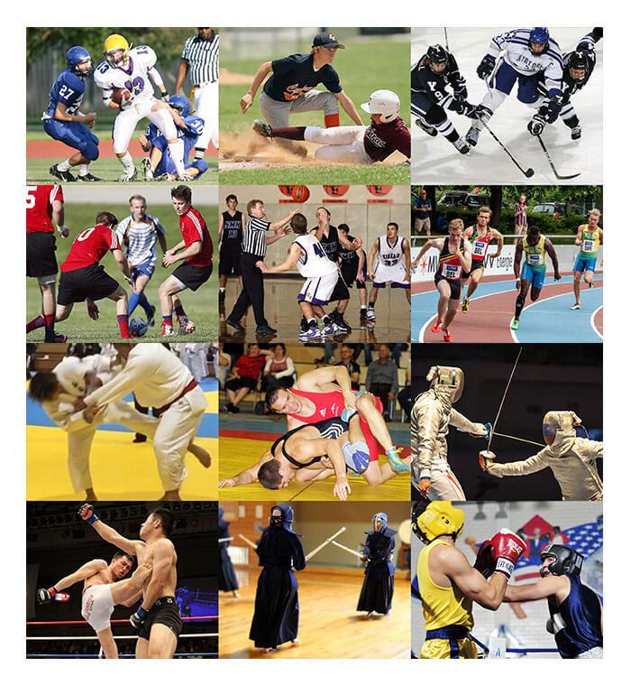 あらゆるスポーツに効果的